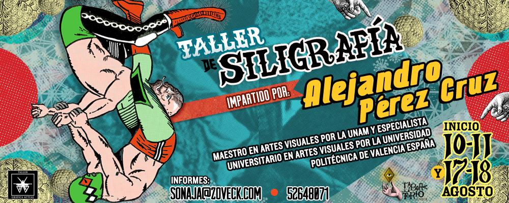 Taller de Siligrafía 2013