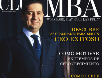Revista Club MBA