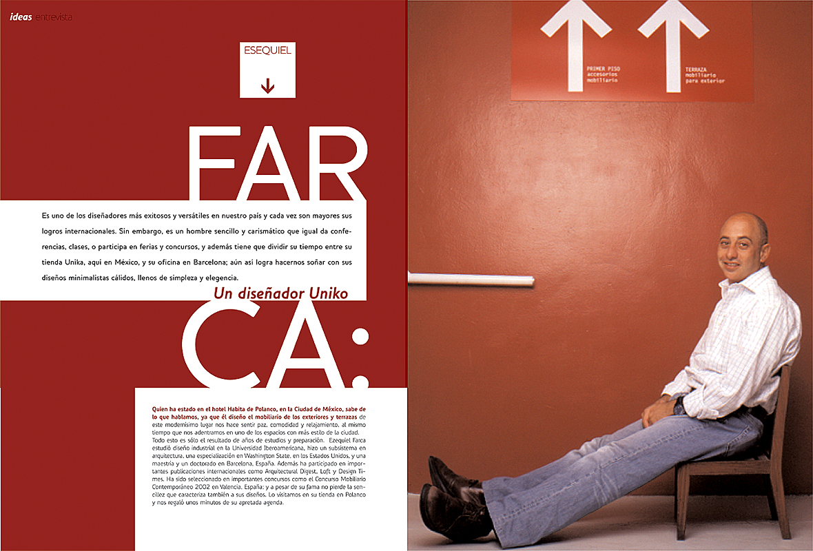 Revista ideas para tu hogar zoveck estudio for Revista ideas para tu hogar