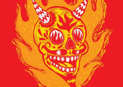 Diablo VFX. Imagen