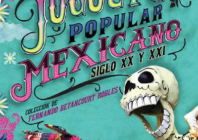 Juguete Popular Mexicano.